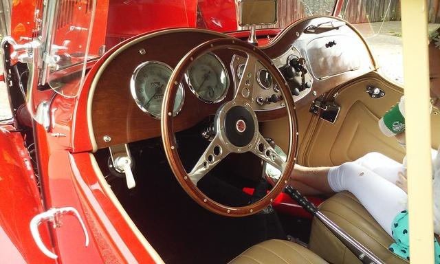 1952 Mg Td Interior Pictures Cargurus