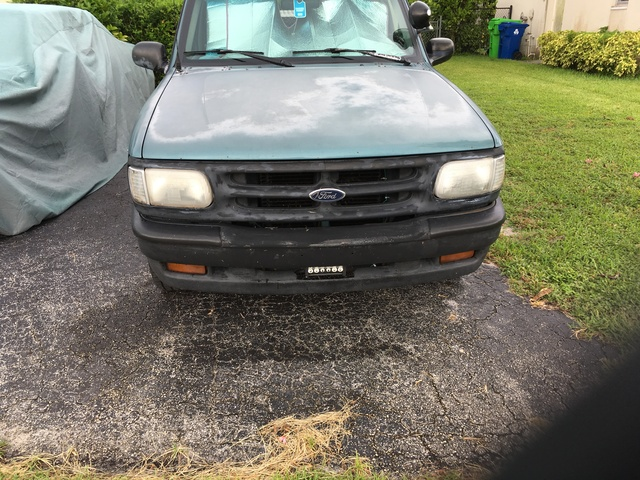 Picture of 1994 Mazda B-Series Pickup 2 Dr B3000 Extended Cab SB