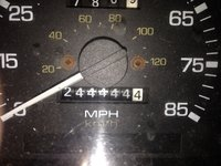 Picture of 1994 Mazda B-Series Pickup 2 Dr B3000 Extended Cab SB, interior, gallery_worthy