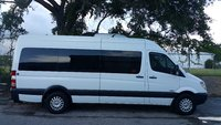 Picture of 2008 Mercedes-Benz Sprinter 2500 170 WB Extended Passenger Van, exterior, gallery_worthy