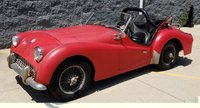 Picture of 1962 Triumph TR3, exterior, gallery_worthy