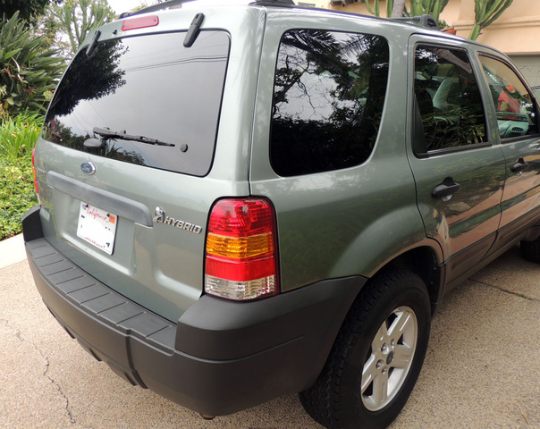 Picture of 2005 Ford Escape Hybrid AWD