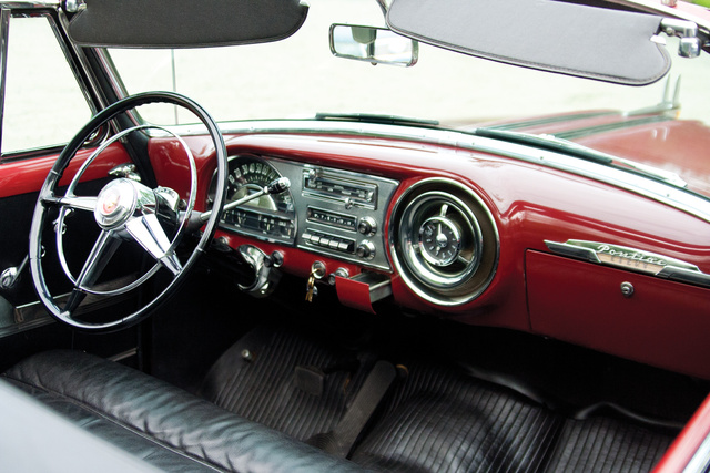 1953 Pontiac Chieftain Interior Pictures Cargurus