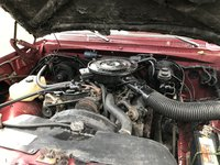 Picture of 1989 Dodge Ramcharger, engine