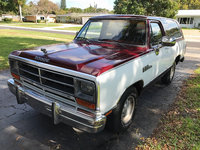 1989 Dodge Ramcharger Picture Gallery