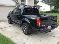 Picture of 2016 Nissan Frontier PRO-4X Crew Cab 4WD, exterior, gallery_worthy