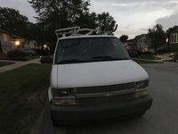 Picture of 2001 Chevrolet Astro Cargo Van 3 Dr STD Cargo Van Extended, exterior, gallery_worthy