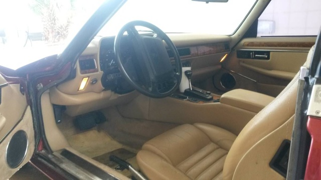 Picture of 1994 Jaguar XJ-S, interior, gallery_worthy
