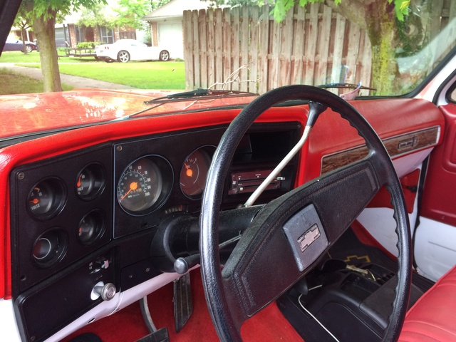 Picture of 1980 Chevrolet C/K 30, interior, gallery_worthy