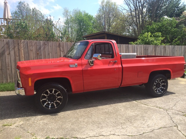 Picture of 1980 Chevrolet C/K 30