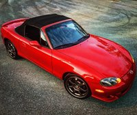Picture of 2004 Mazda MAZDASPEED MX-5 Miata 2 Dr Turbo Convertible, exterior, gallery_worthy