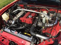 Picture of 2004 Mazda MAZDASPEED MX-5 Miata 2 Dr Turbo Convertible, engine, gallery_worthy