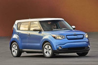 Picture of 2016 Kia Soul EV Wagon, exterior, gallery_worthy