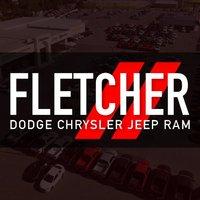 Frank Fletcher Dodge Chrysler Jeep Ram Sherwood logo