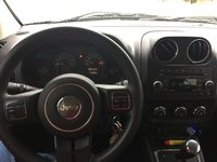 Picture of 2016 Jeep Compass Sport 4WD, interior, gallery_worthy