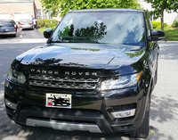Picture of 2015 Land Rover Range Rover Sport SVR, exterior, gallery_worthy