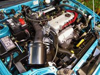 Picture of 1992 Plymouth Laser 2 Dr STD Hatchback, engine, gallery_worthy