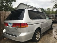 Picture of 2002 Honda Odyssey EX-L FWD with Navigation, exterior, gallery_worthy
