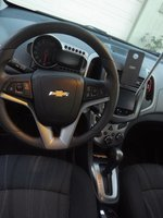 Picture of 2016 Chevrolet Sonic LT, interior