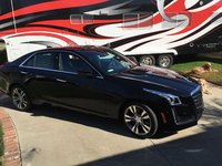 Picture of 2016 Cadillac CTS-V RWD, exterior, gallery_worthy