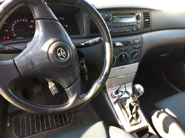 2005 Toyota Corolla Interior Pictures Cargurus