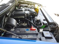 Picture of 2003 Ford F-150 SVT Lightning 2 Dr Supercharged Standard Cab Stepside SB, engine, gallery_worthy