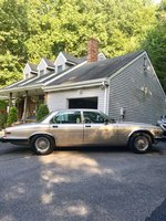 Picture of 1987 Jaguar XJ-Series XJ6 Vanden Plas Sedan, exterior