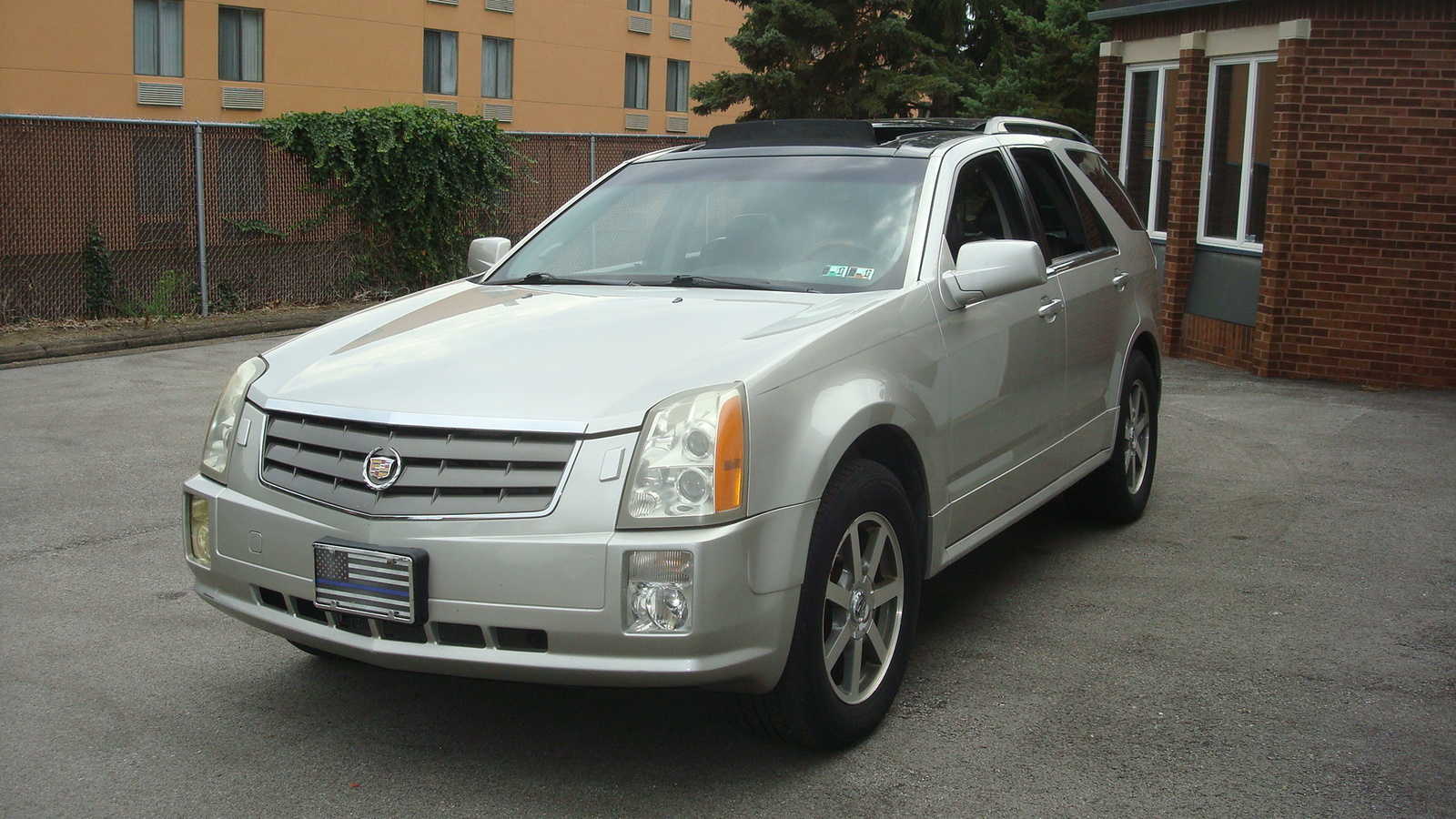 cadillac srx questions the transmission in my 2004. Black Bedroom Furniture Sets. Home Design Ideas