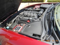 Picture of 1998 Jaguar XK-Series XK8 Convertible, engine, gallery_worthy