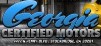 Georgia Certified Motors logo