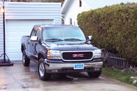 Picture of 2002 GMC Sierra 1500HD 4 Dr SLT 4WD Crew Cab SB HD, exterior, gallery_worthy