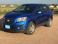 Picture of 2015 Chevrolet Trax LS AWD, exterior, gallery_worthy