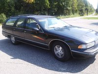 Picture of 1993 Chevrolet Caprice Base Wagon, exterior, gallery_worthy
