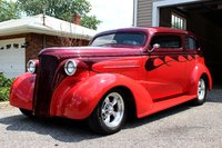 1937 Chevrolet Master Overview
