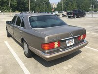 Picture of 1987 Mercedes-Benz 560-Class 560SEL Sedan, exterior, gallery_worthy