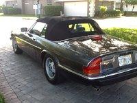 1988 Jaguar XJ-S Overview