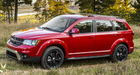 2018 Dodge Journey, Front-quarter view, exterior, manufacturer, gallery_worthy