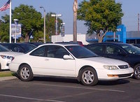 Picture of 1997 Acura CL 2.2 Premium FWD, exterior, gallery_worthy