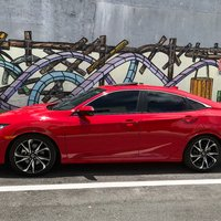 Picture of 2017 Honda Civic Si, exterior, gallery_worthy