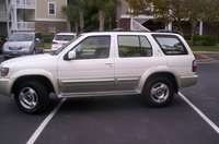 Picture of 2000 INFINITI QX4 4WD, exterior, gallery_worthy