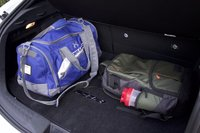 Rear cargo area of the 2018 Toyota C-HR, gallery_worthy