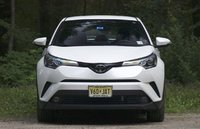Front of the 2018 Toyota C-HR, exterior, gallery_worthy