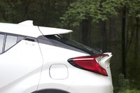 Rear hatch detail of the 2018 Toyota C-HR, exterior, gallery_worthy
