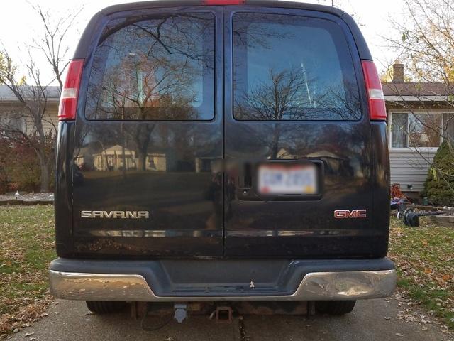 Picture of 2006 GMC Savana Cargo 2500 Van