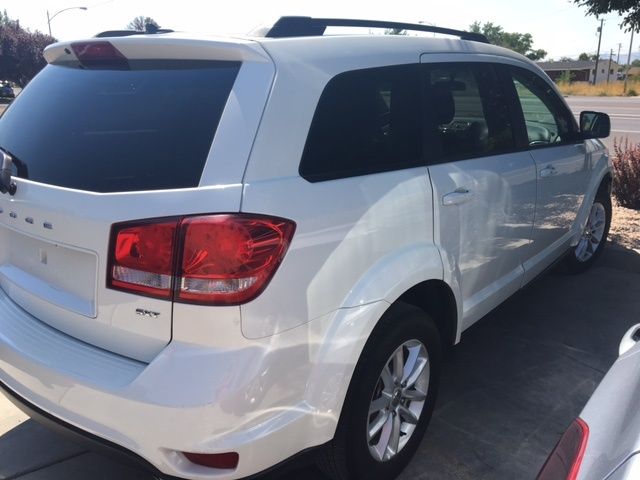 Picture of 2017 Dodge Journey SXT AWD