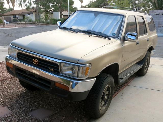 Picture of 1995 Toyota 4Runner 4 Dr SR5 V6 SUV, exterior, gallery_worthy
