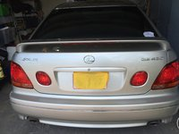 Picture of 2001 Lexus GS 430 Base, exterior