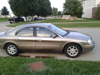 Picture of 2003 Mercury Sable GS Sedan FWD, exterior, gallery_worthy