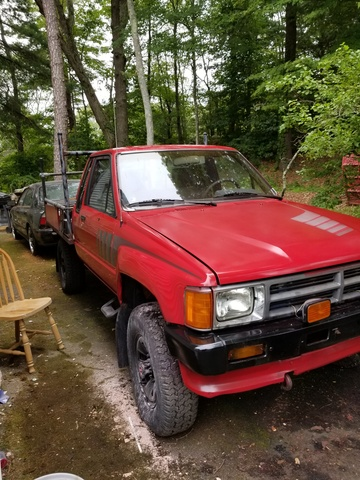 Picture of 1988 Toyota Pickup 2 Dr SR5 4WD Extended Cab SB, exterior
