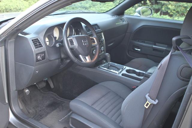 2011 Dodge Challenger Interior Pictures Cargurus